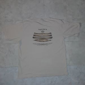 Nautica graphic shirt